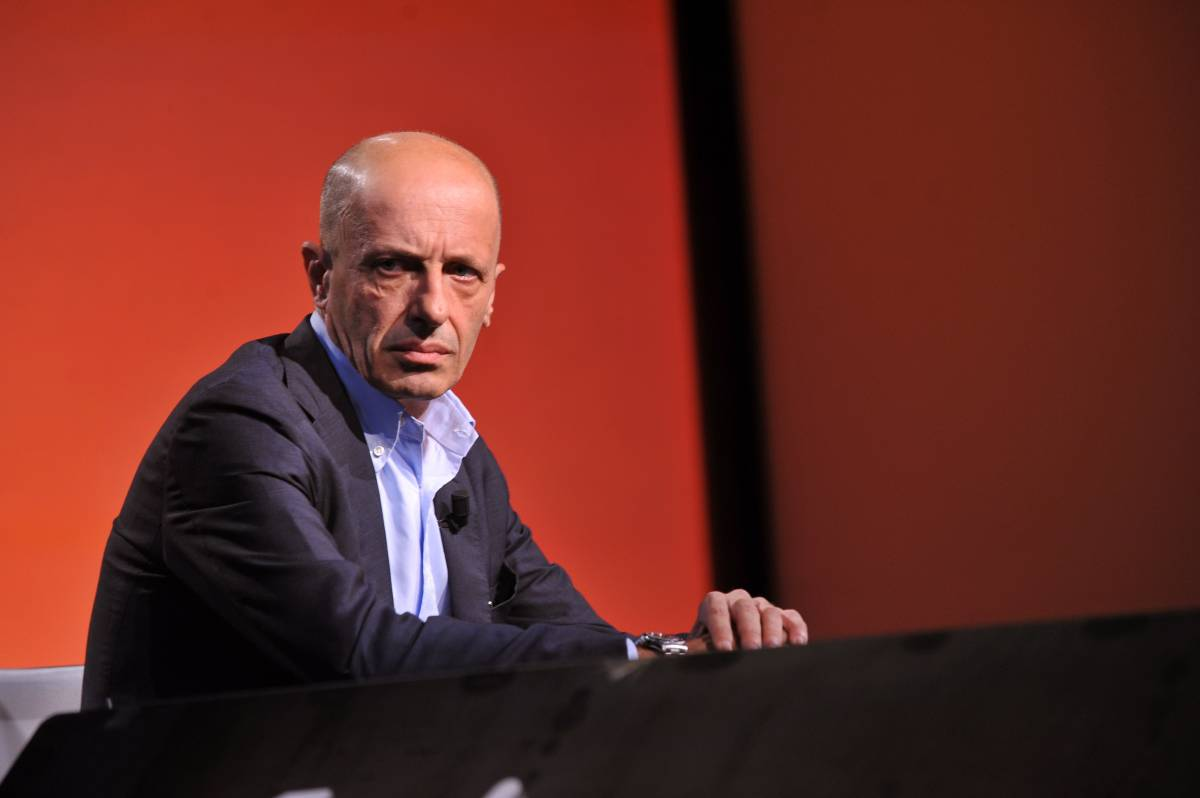 Il direttore del Giornale Alessandro Sallusti