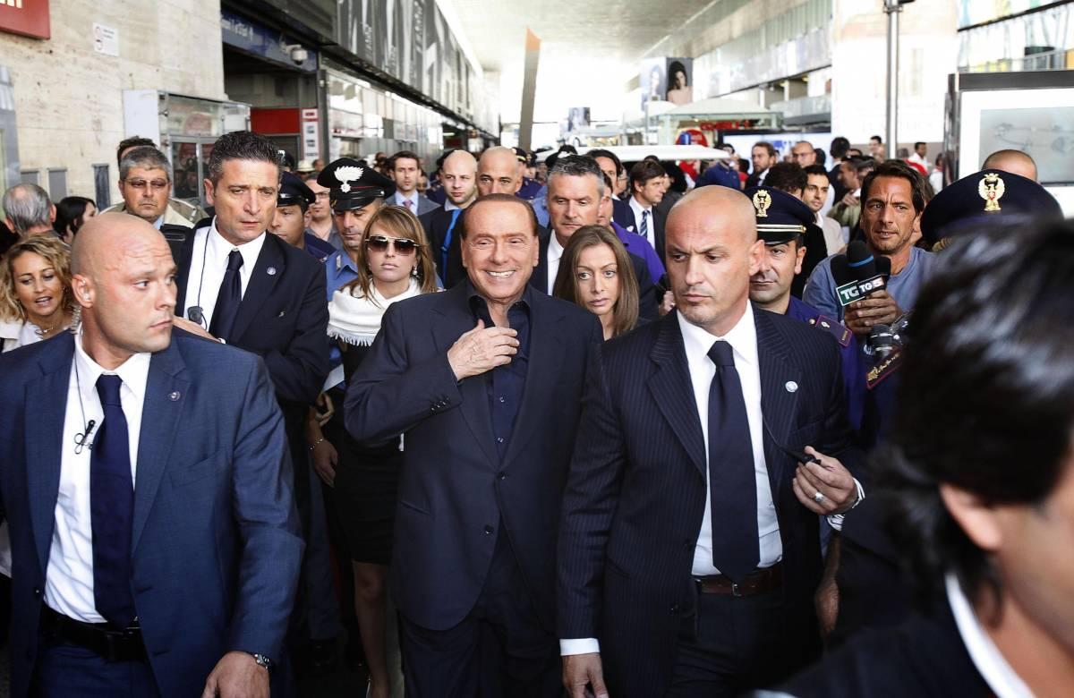 """Berlusconi: """"Cambiare il sistema di finanziamento ai partiti"""". Alfano: """"Fiorito mai più candidato"""""""