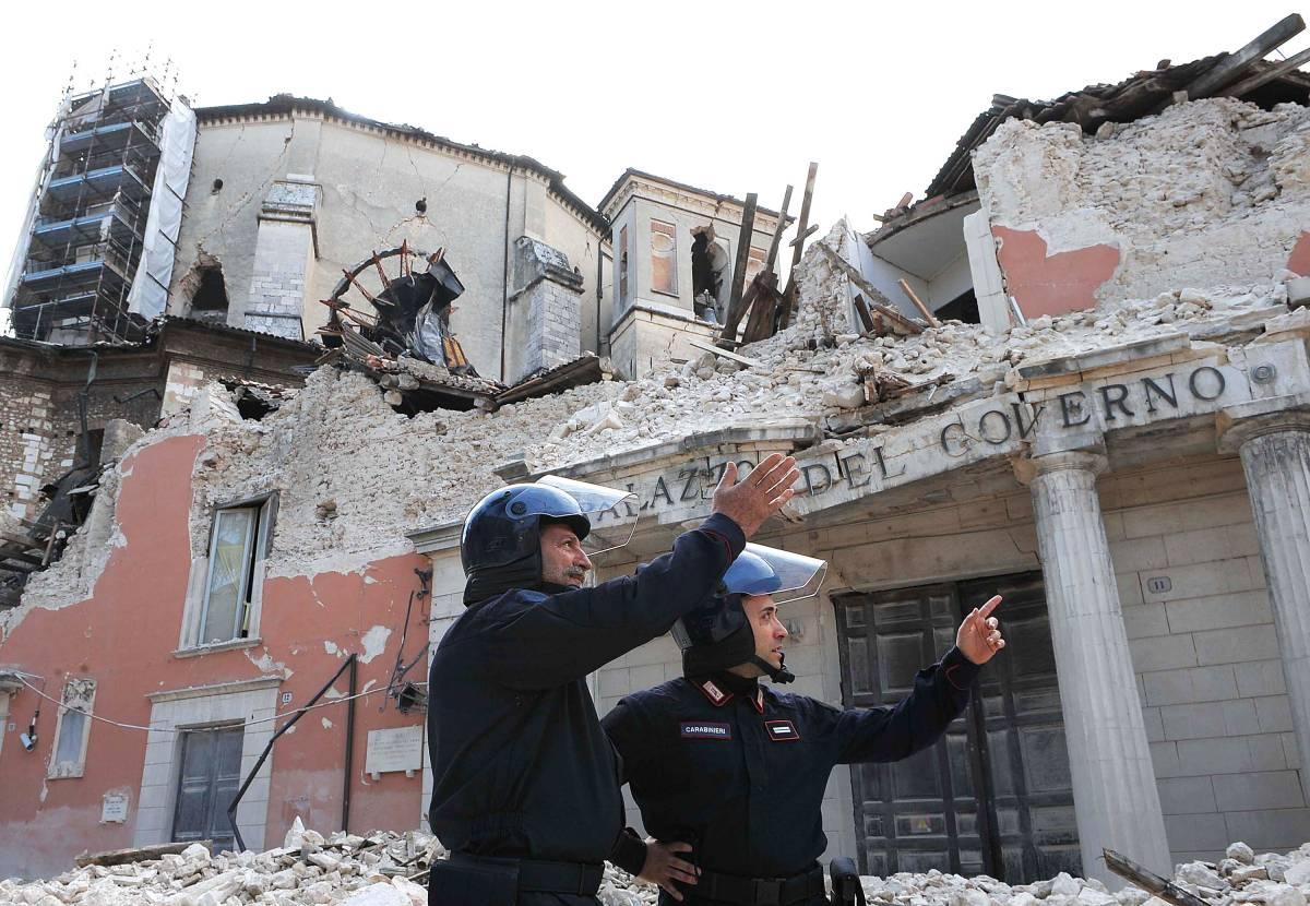 Terremoto dell'Aquila, assolti i sei scienziati