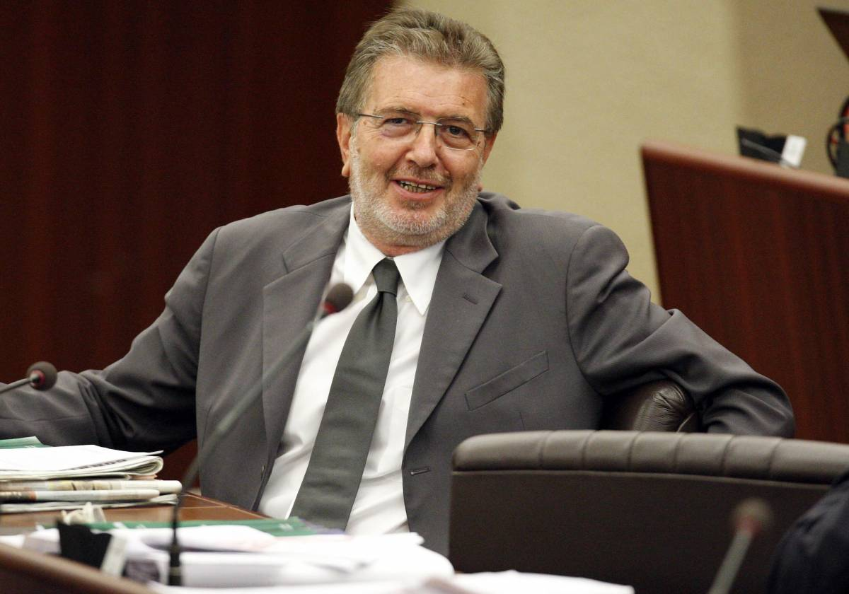 L'ex presidente pd della Provincia di Milano Filippo Penati