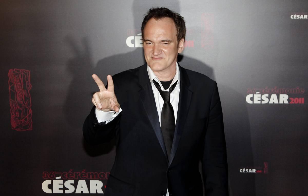 Roma incorona Tarantino e chiama Morricone per festeggiarlo