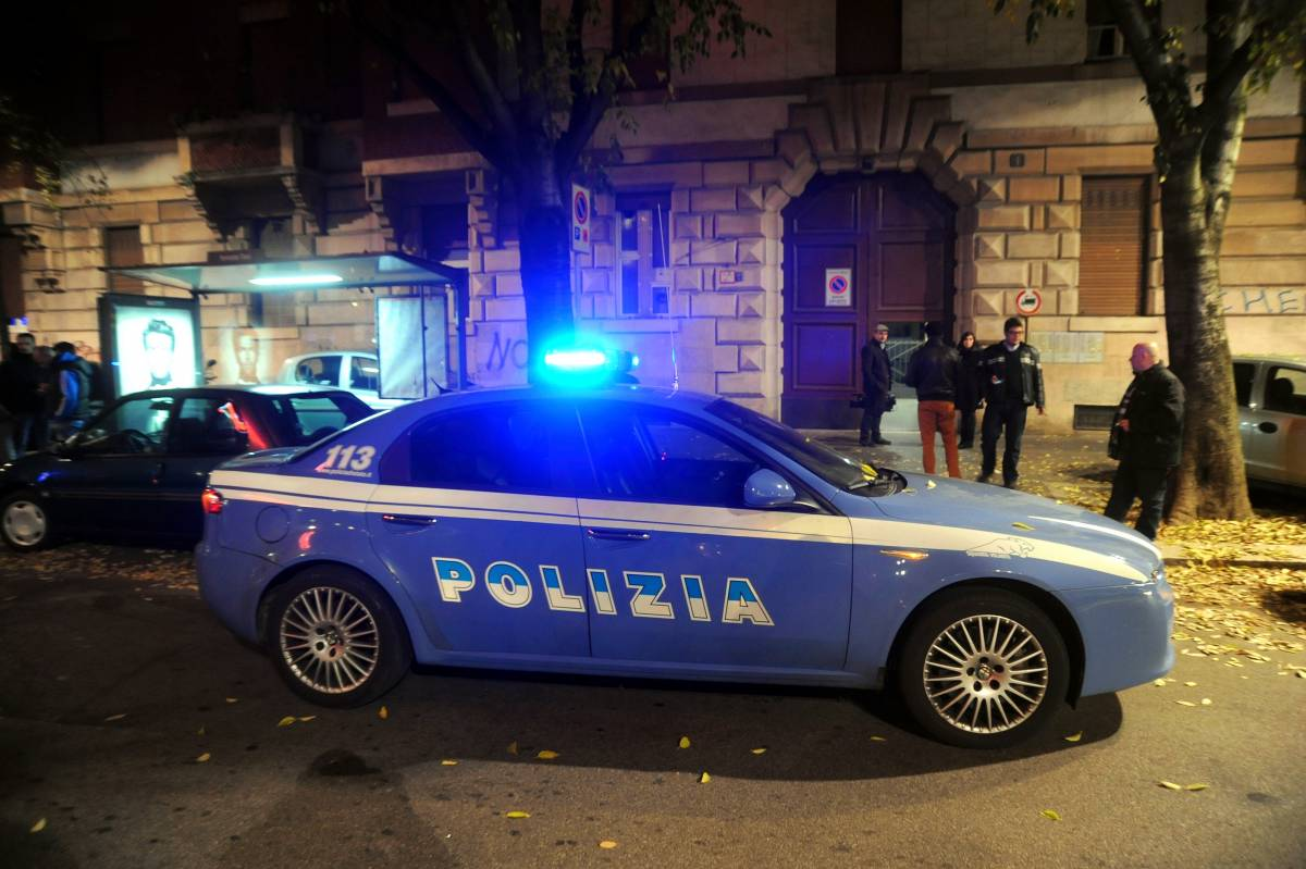 Rocambolesco inseguimento nel centro di Milano