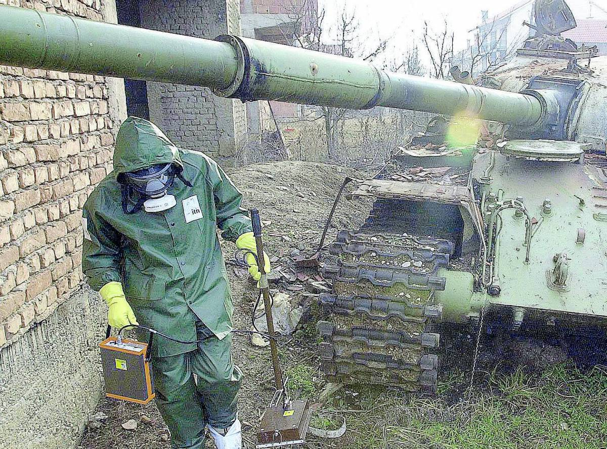Pericolo uranio per i jihadisti made in Brazil