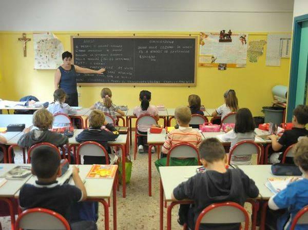 Scuola: famiglie all'arrembaggio per iscriversi entro il 28 febbraio