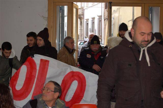 Lazio, aggredito Sandro Ruotolo