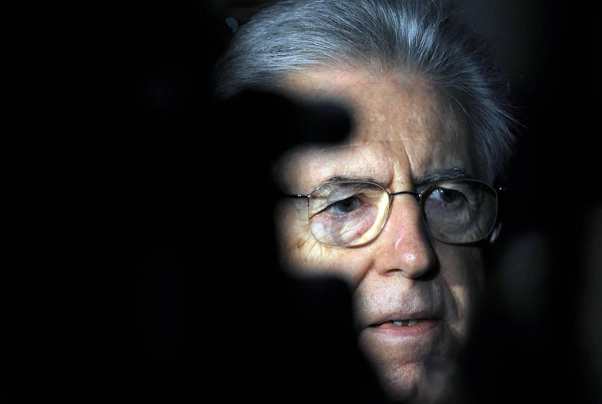 """Monti difende le sue riforme: """"Con me Pil +6% in 5 anni"""""""