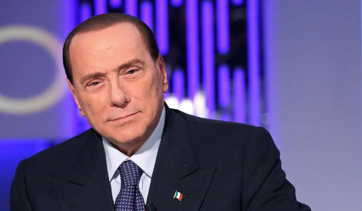 """Berlusconi: """"La sinistra ha chiesto aiuto a pm e giornali per coprire lo scandalo Mps"""""""