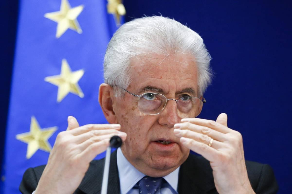 E Monti colleziona due vitalizi: 20mila euro al mese