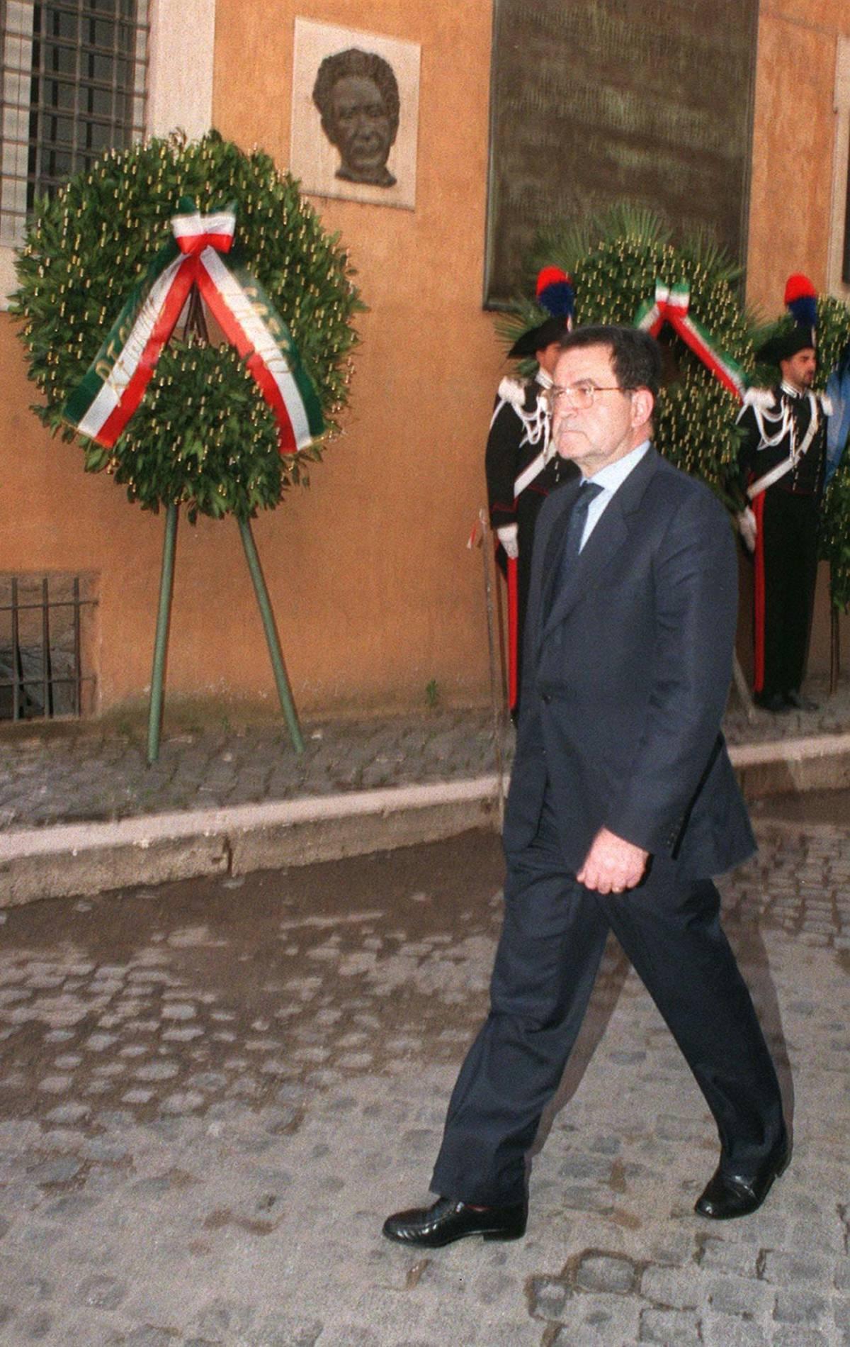 Quel fantasma del caso Moro che incombe su Prodi al Colle