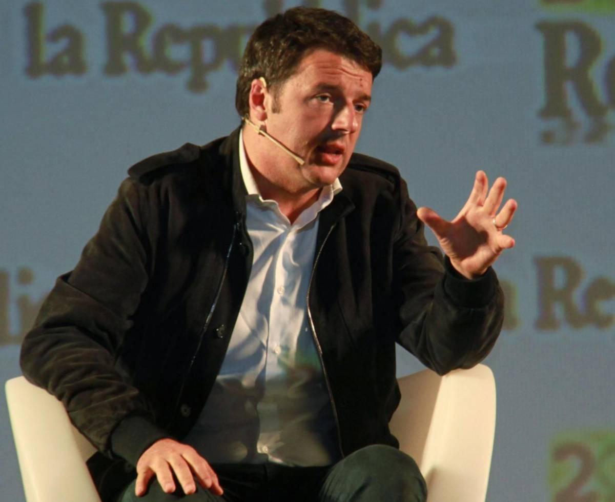 D'Alema-Renzi, il solito Pd che sa solo sparare sul Cav