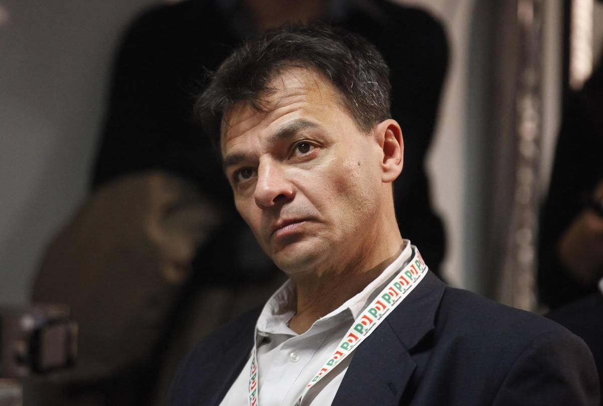 Il viceministro dell'Economia, Stefano Fassina