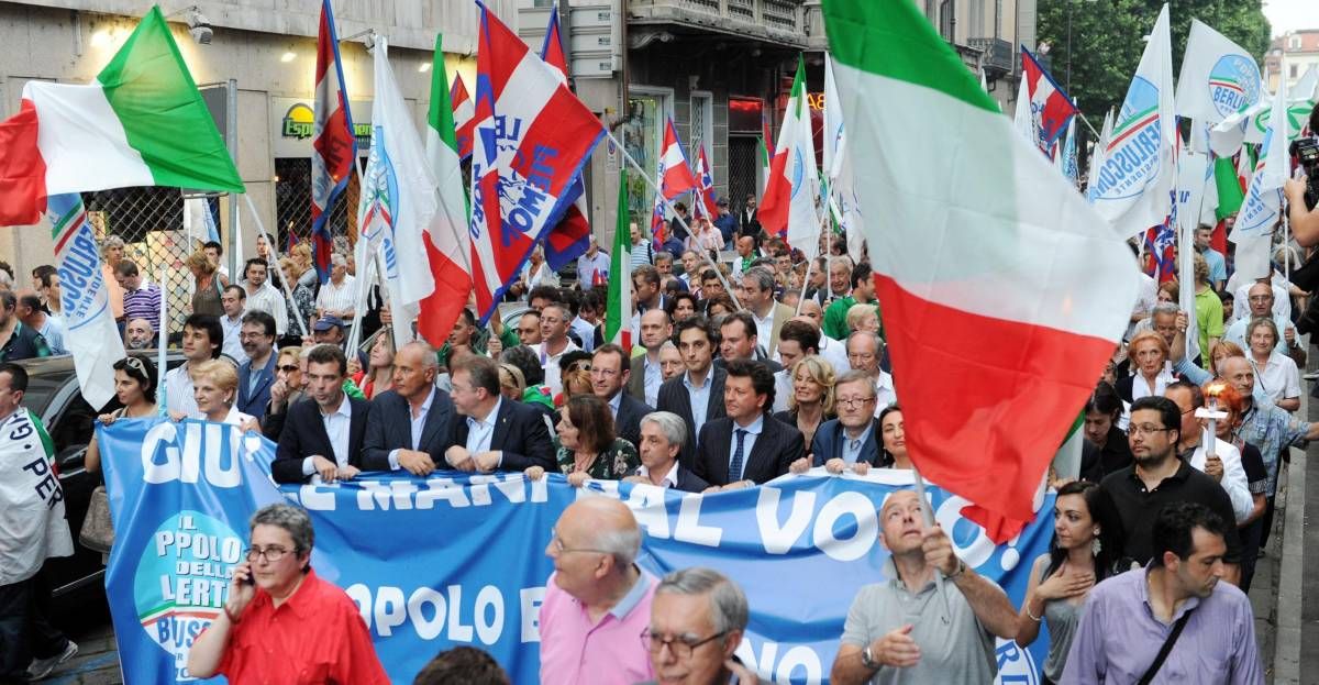 Meno euro, più famiglia: così riparte il centrodestra