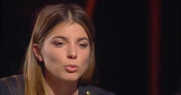 La maestrina Innocenzi bocciata in giornalismo I colleghi esultano in rete