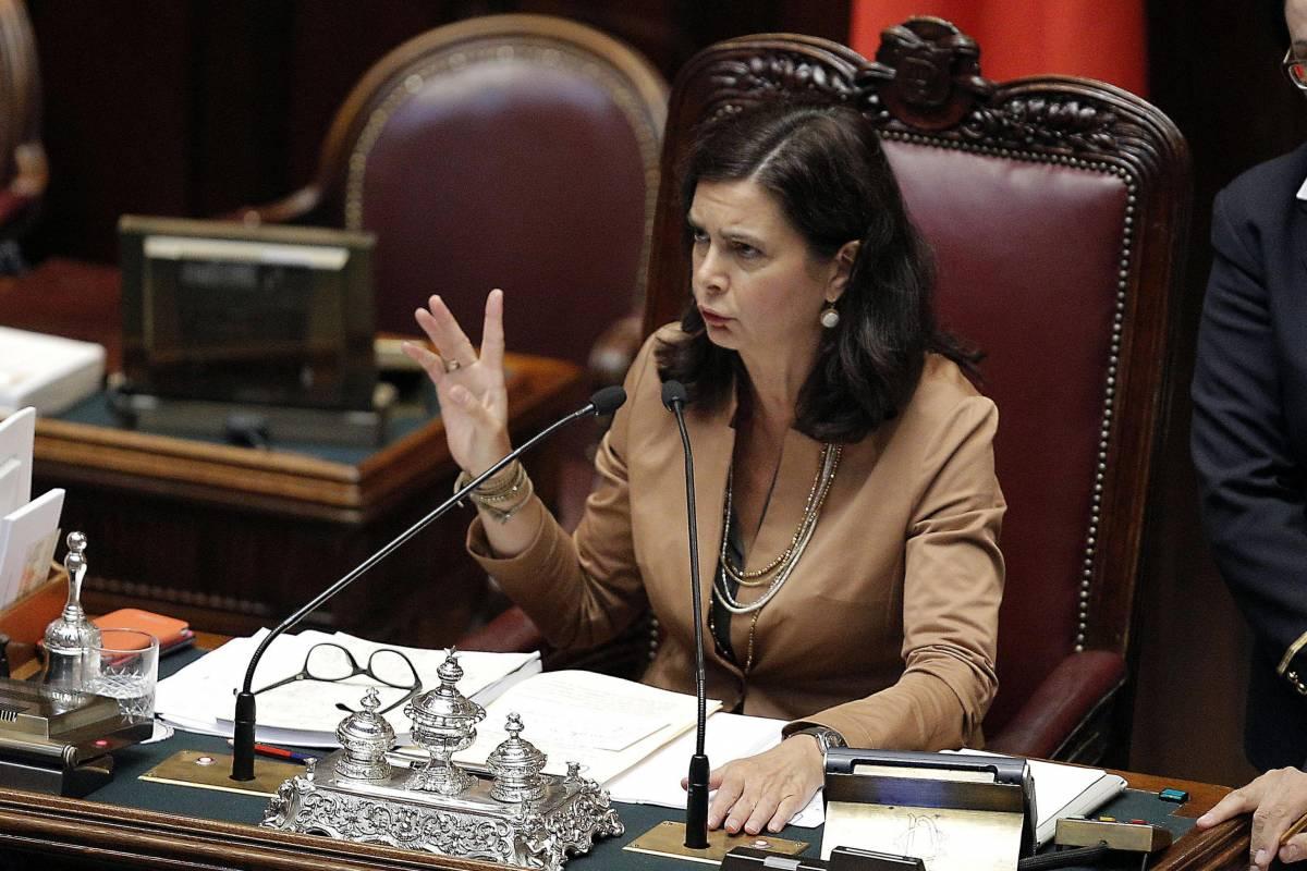 L'ultima follia della Boldrini: sito della Camera da 4 milioni