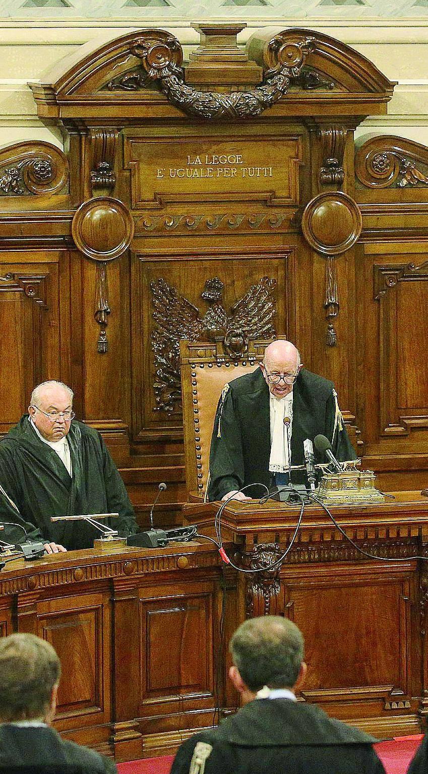"""Il Csm pronto a graziare la toga: """"Il caso Esposito va archiviato"""""""