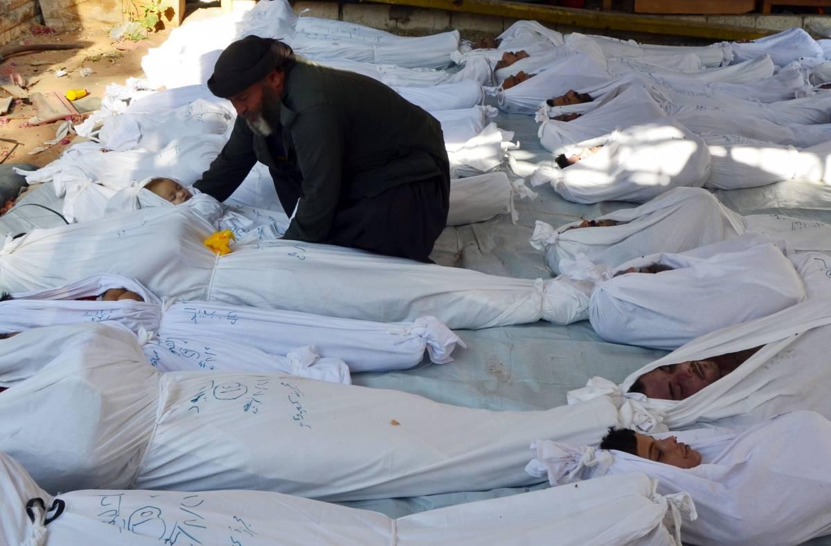 Qualcuno fermi l'attacco alla Siria: sarebbe il suicidio dell'Occidente