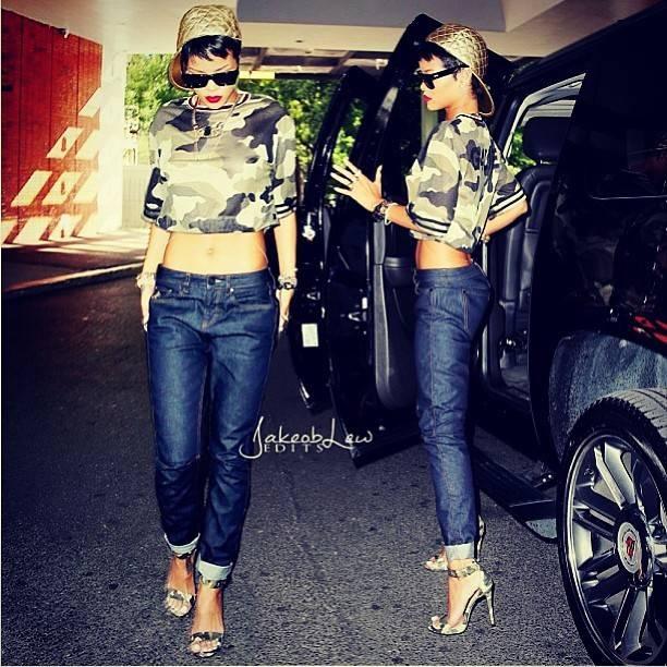 Una storia infinita: Rihanna e Chris Brown di nuovo insieme?