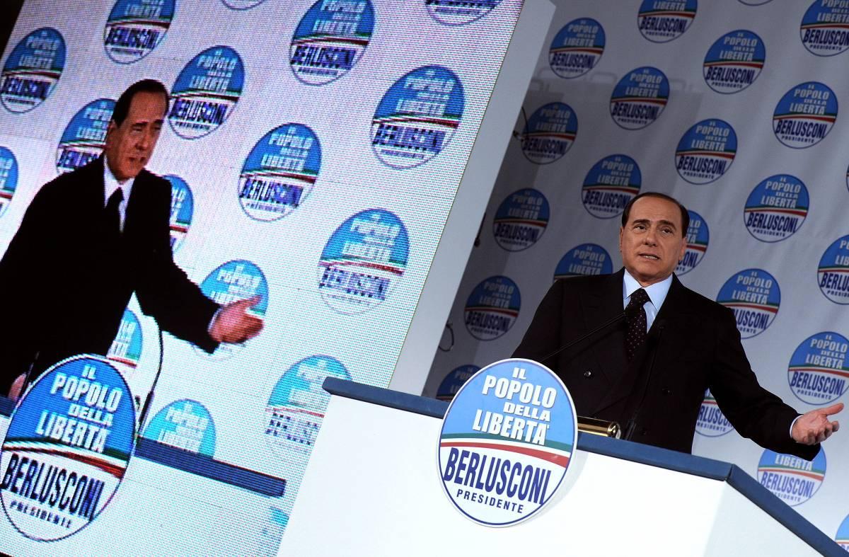 """Berlusconi al Pdl: """"Basta con polemiche improduttive"""""""