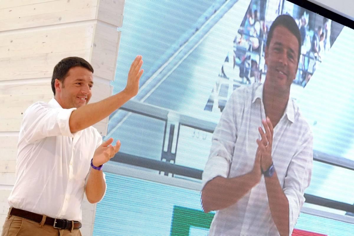 Renzi si sente già premier e spara siluri a Letta e Cav