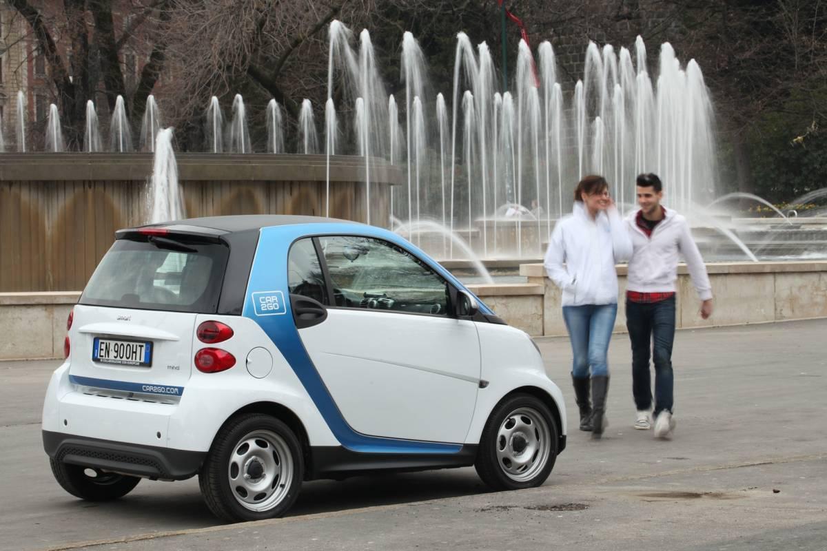 Un blackout globale mette fuorigioco il car sharing di Car2go