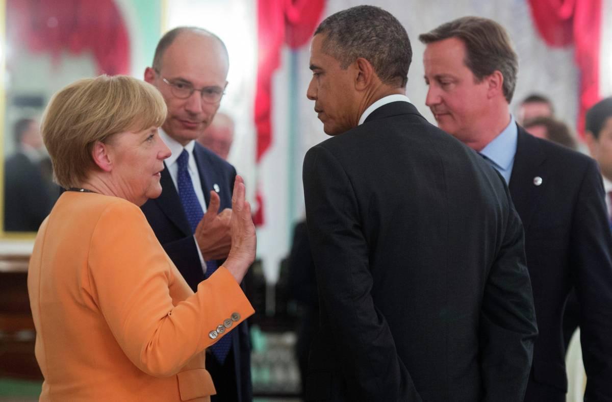 Siria, il G20 dà una mano a Obama