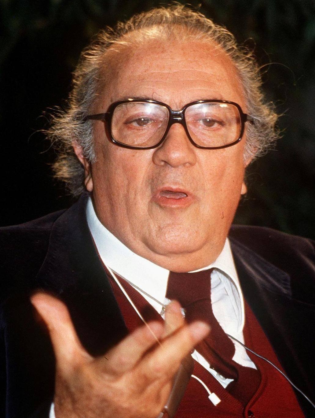 Fellini fa l'«attore» per Scola L'Italia è tutta un amarcord