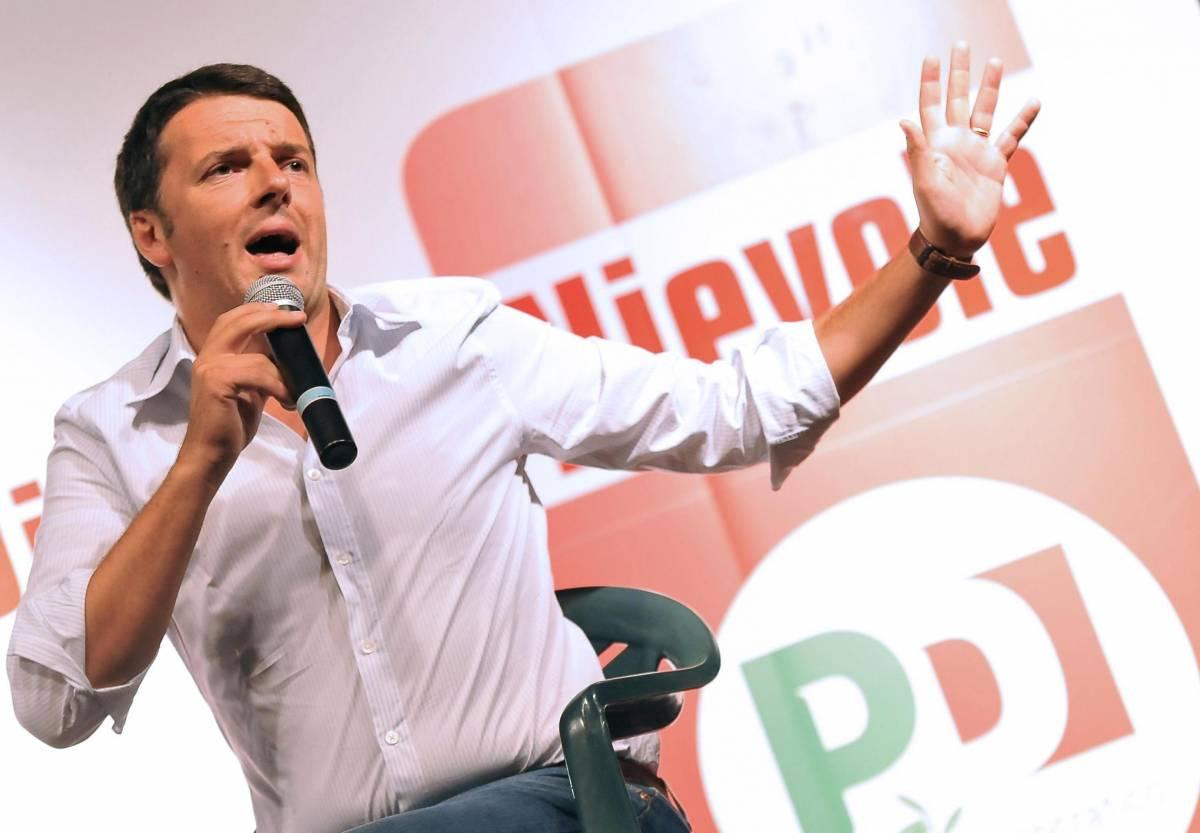 Renzi vuole un partito cool. Cuperlo e Civati lo bacchettano
