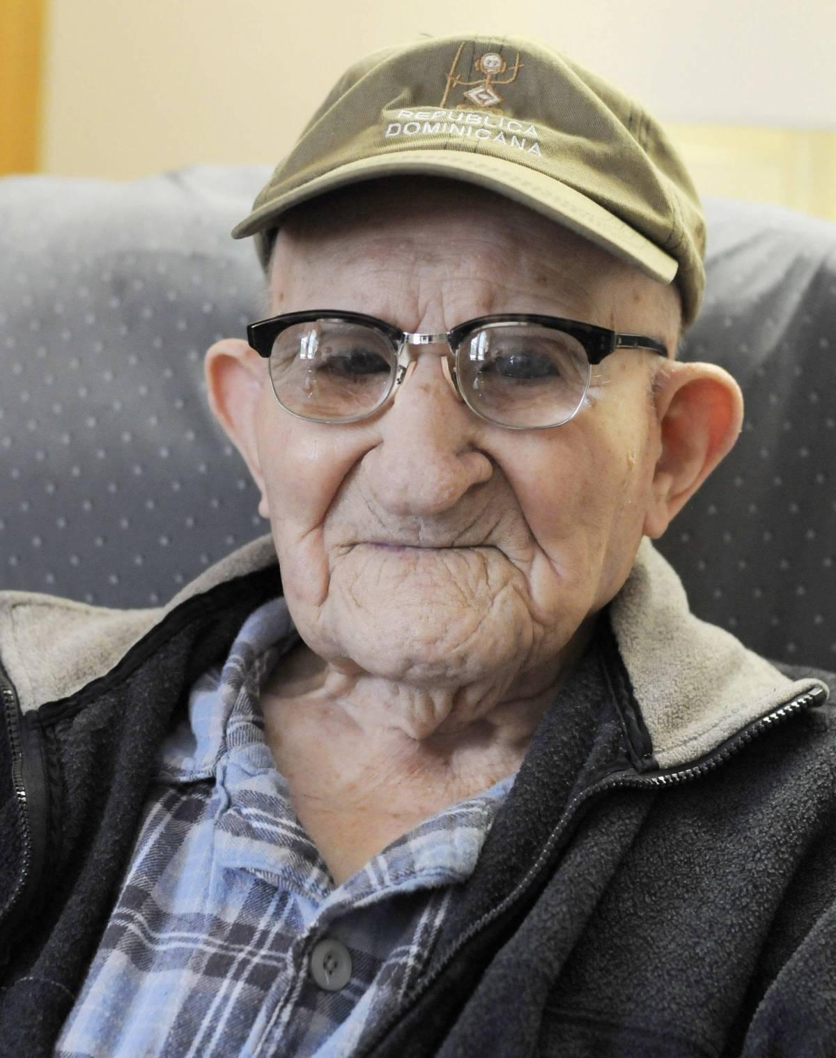 È morto l'uomo più vecchio del mondo: aveva ben 112 anni