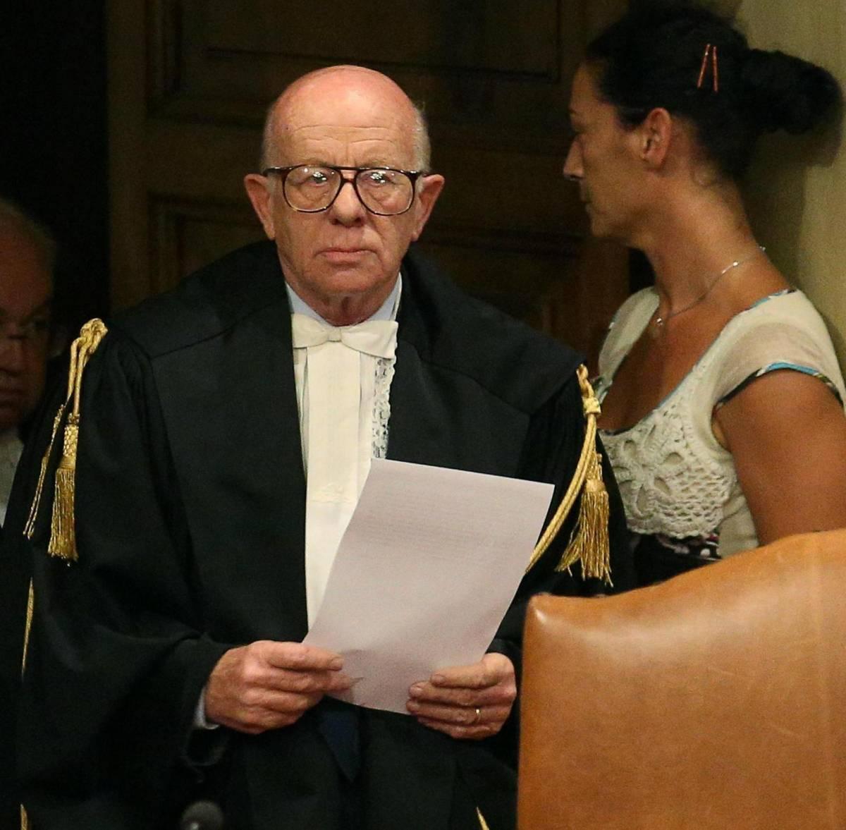 Il giudice anti Cav? Arringa i grillini in piazza
