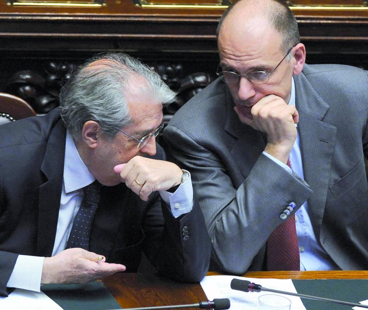 """L'ultimatum del Pdl sull'Iva: """"Se aumenta, governo addio"""""""