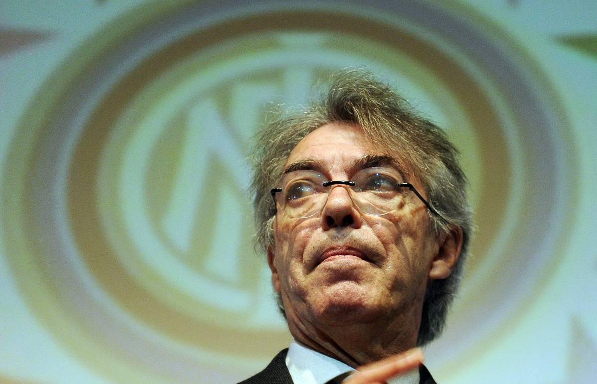 """Ora Moratti promuove l'Inter: """"Si può puntare allo scudetto"""""""