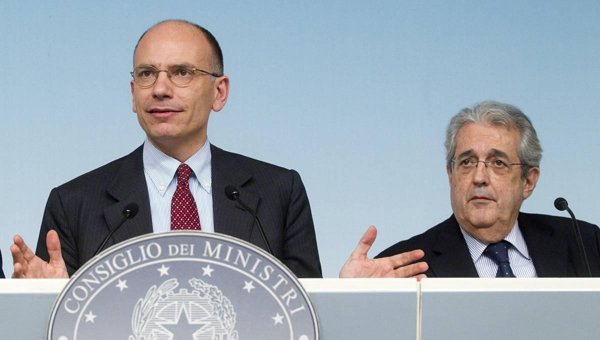 """Deficit, Letta se ne lava le mani """"Colpa dell'instabilità politica"""""""