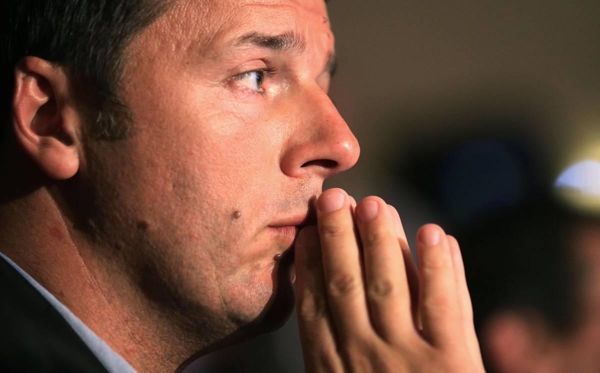 """Altro attacco di Renzi: """"Letta è come la bici, sta in piedi se corre"""""""