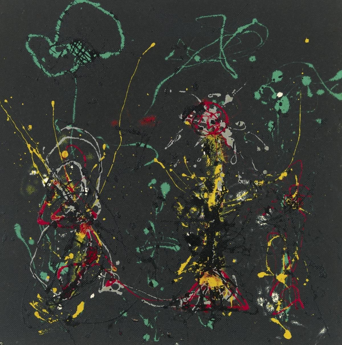 Pollock, il primo pittore (irascibile) d'America