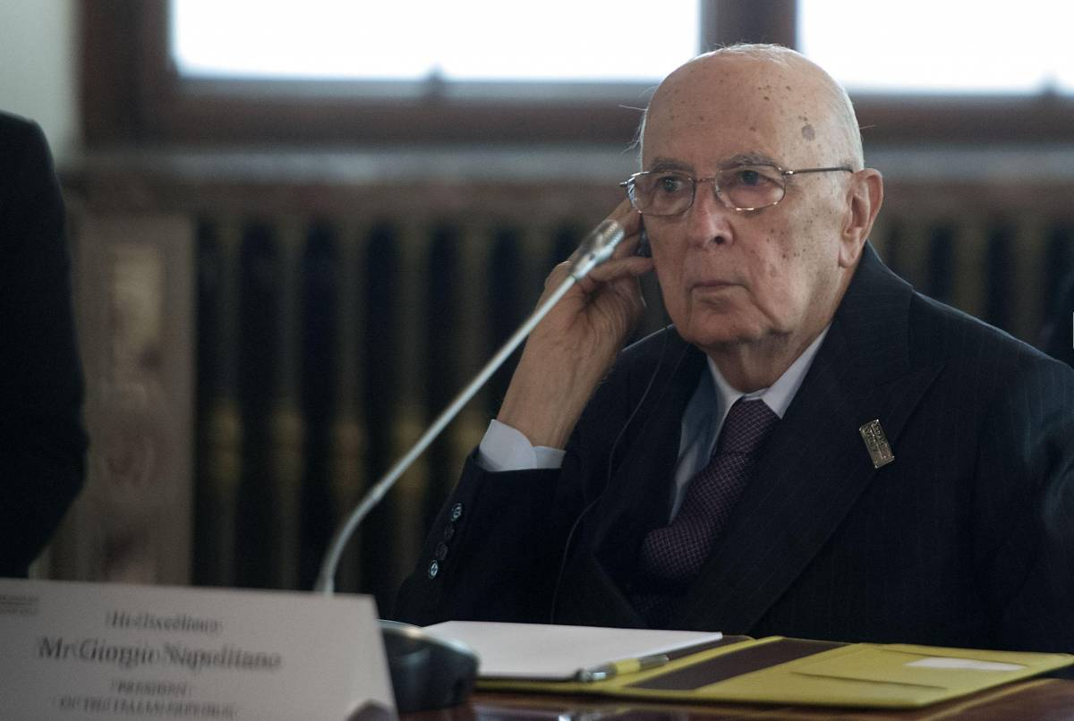Re Giorgio riforma la giustizia e attacca i forcaioli a 5 Stelle
