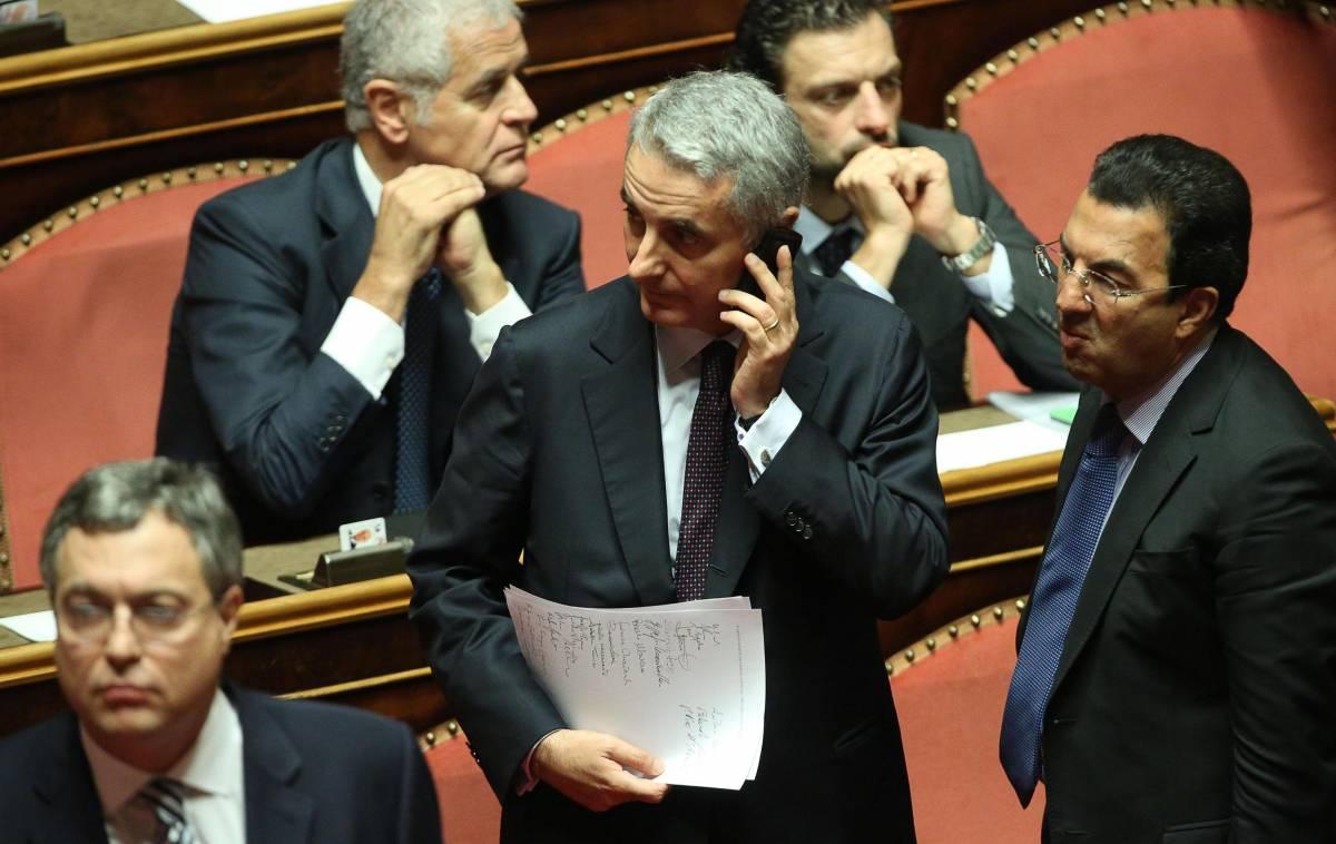 Il ministro per le Riforme costituzionali Gaetano Quagliariello