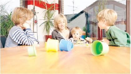 Basta buonismo in famiglia: litigare fa bene anche ai piccoli