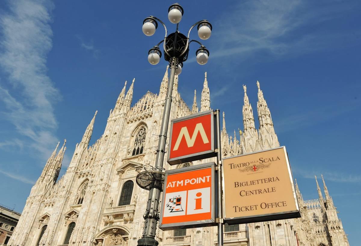 Spacciava marijuana in una delle nicchie del Duomo di Milano