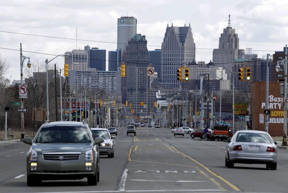Detroit in bancarotta: è il più grande fallimento di una città Usa