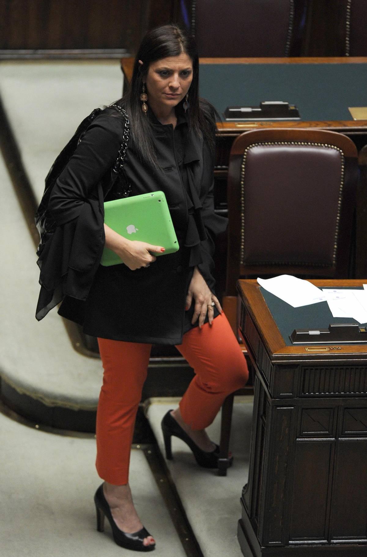 L'ex sottosegretario al Lavoro, Jole Santelli