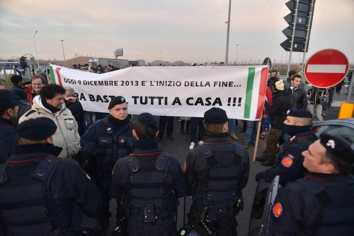 Viaggio nella polizia: gli agenti stanno coi Forconi?