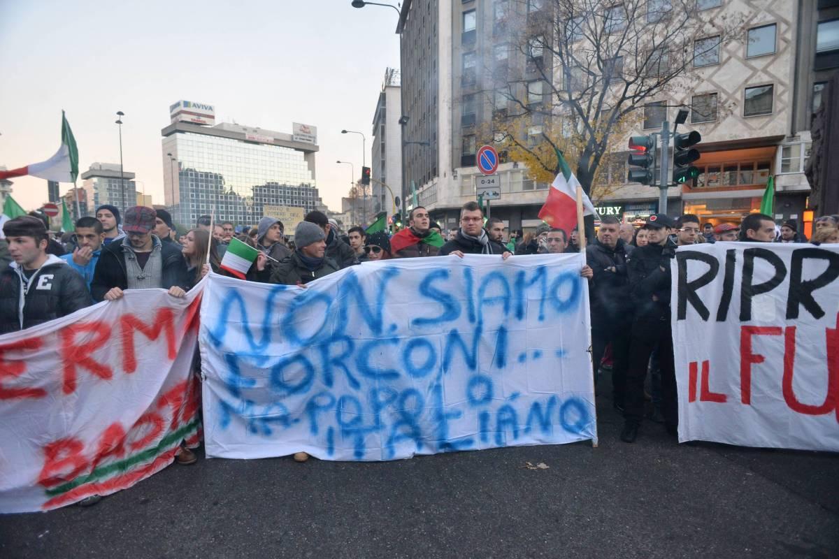 """I Forconi si spaccano. Ferro: """"Non sarò a Roma, rischio di infiltrazioni di violenti"""". Ma Calvani non molla"""