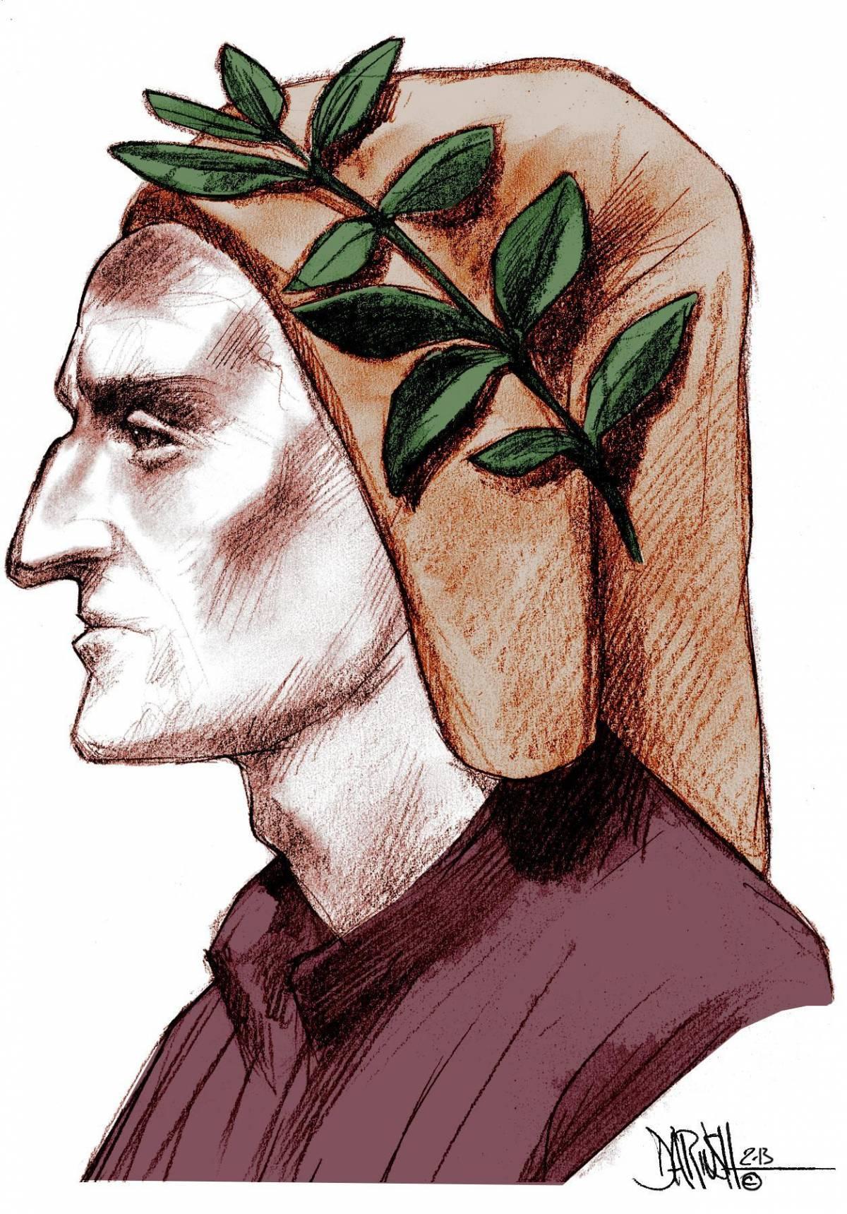 """De Monarchia"", lo scettro del premier Dante Alighieri"