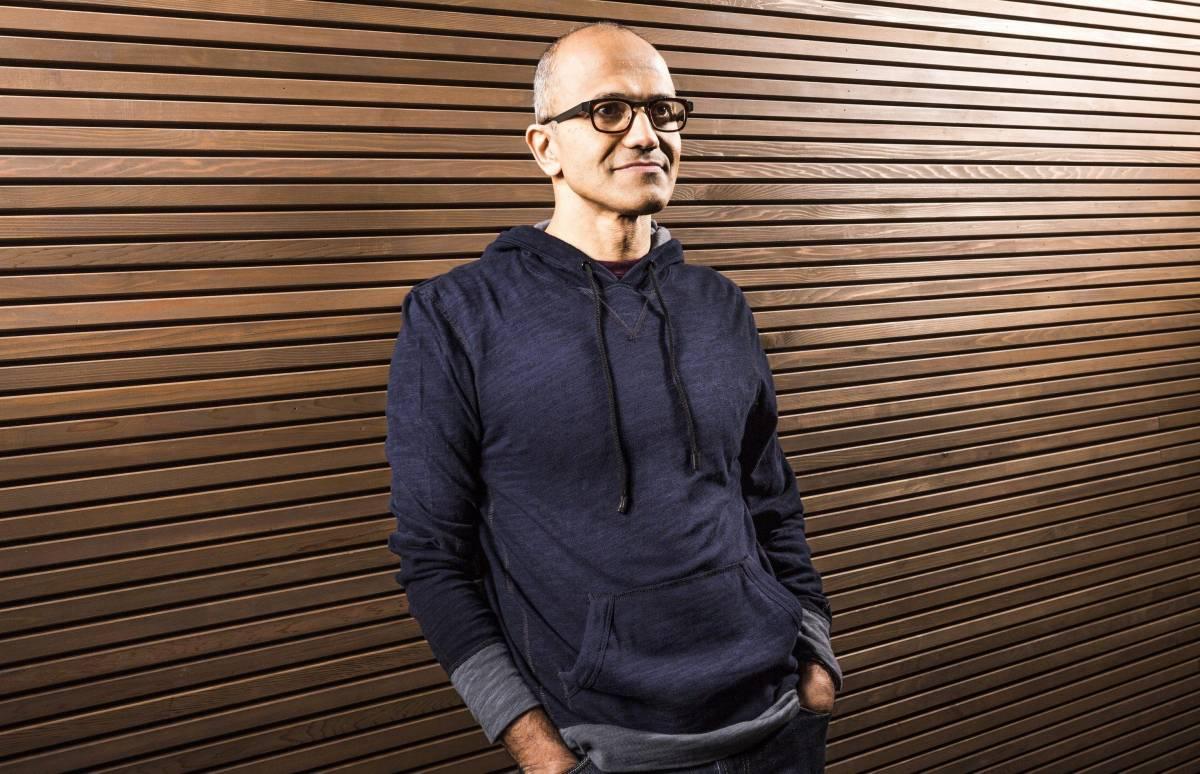 Satya Nadella, nuovo Ceo di Microsoft