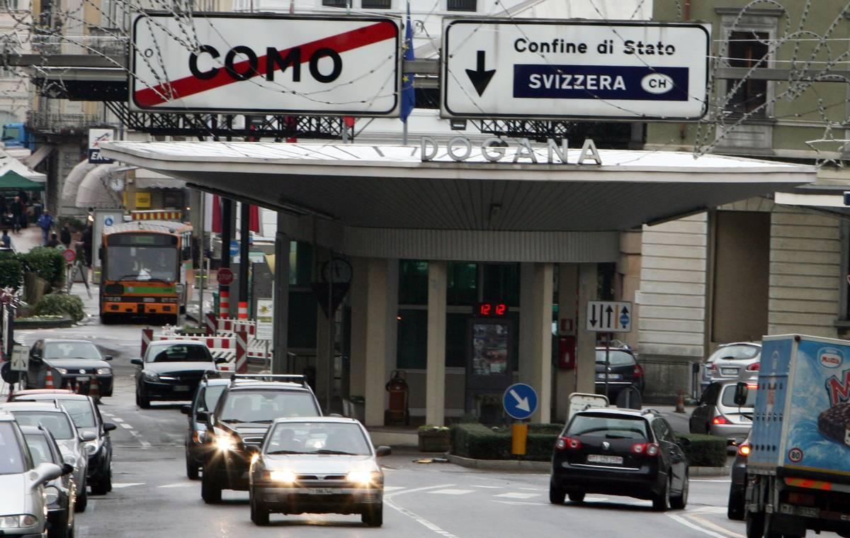 Ticino, in aumento i frontalieri: 62mila nel terzo trimestre dell'anno