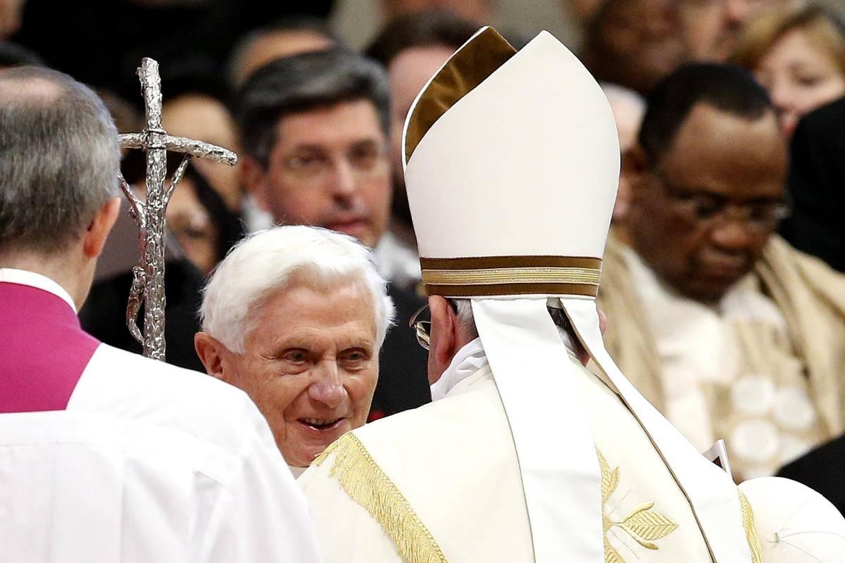 La moto di Benedetto XVI in beneficenza per gli orfani polacchi