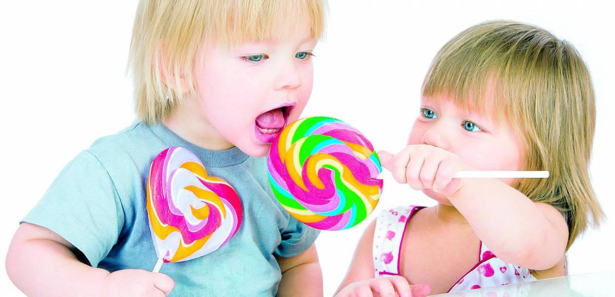 """La vita troppo """"dolce"""" dei bambini"""