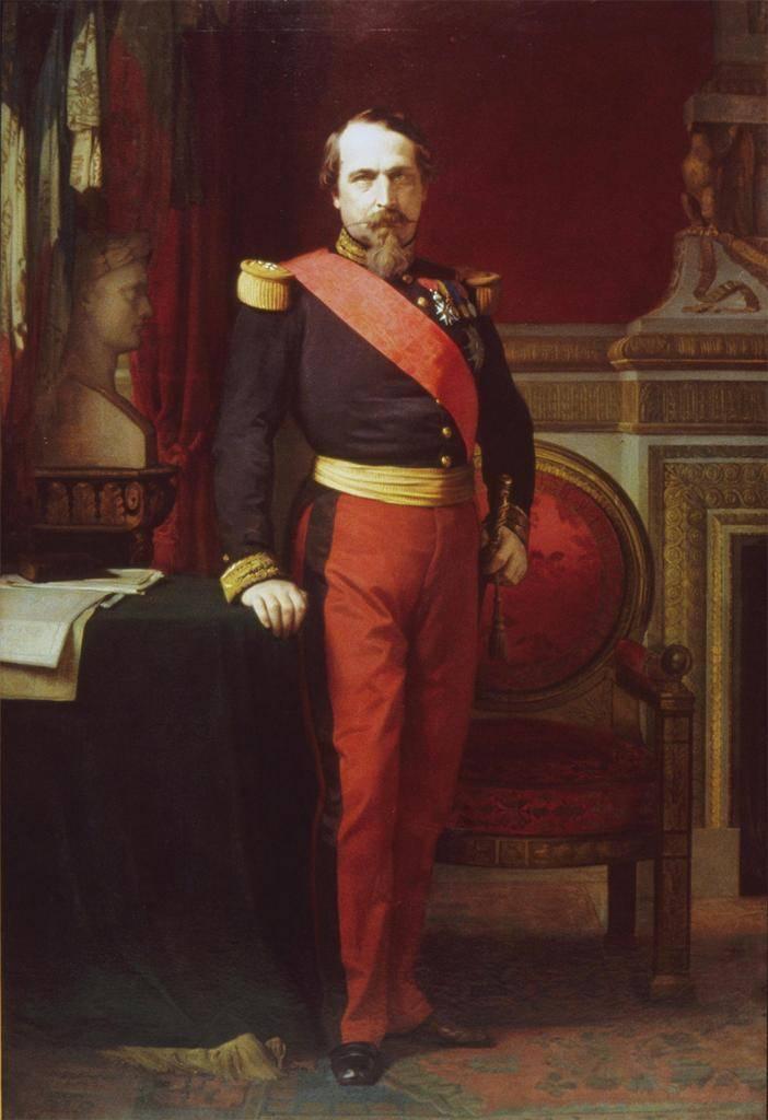 Storia di corna. Napoleone III non è il nipote di Bonaparte