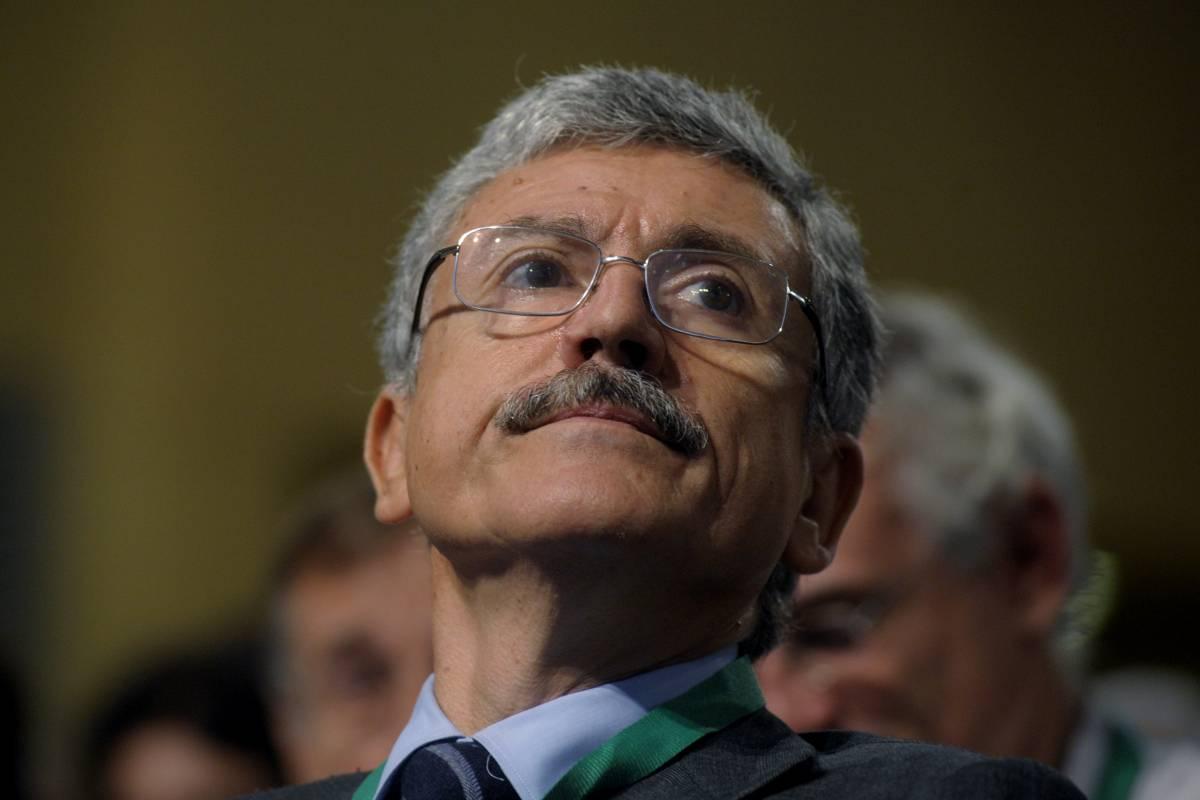 """La teoria di D'Alema: """"Dietro il boom di Grillo la speculazione finanziaria"""""""