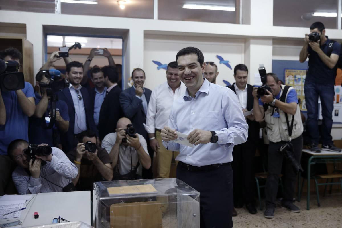 Grecia, trionfa Tsipras ma è exploit neonazi